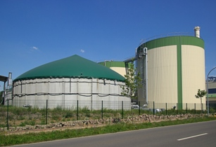 biogas plant african review