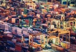 DP World Kigali's logistics platform