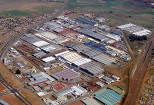 maxpixel.freegreatpicture.com Johannisburg City Factory Industry South Africa 1112772