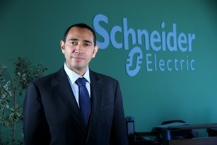 mohammed saad president africa schneider electric