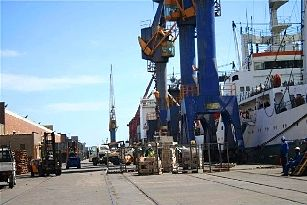 port of walvis bay opt