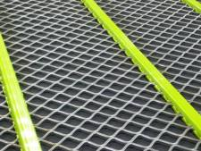 major wire flex-mat 3 tensioned