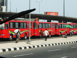 New, bus, service, Lagos, Lagos Transport Management Authority (LAMATA), africa, buses, routes, cost