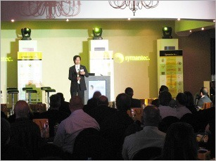 DCC, award, Symantec, Partner Summit, Pretoria, South Africa, Distributor, Marketing