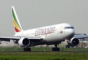 Air, cargo, Ethiopian, airlines, Dreamliner, Q400's, GE, capital, Boeing 777F
