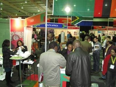 A staggering 54 countries participated in WAITEX's sister show, SAITEX 2011