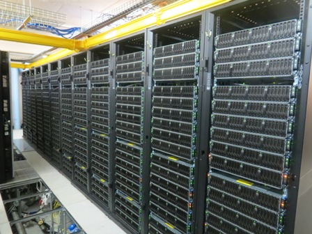 super computer dell CSIR