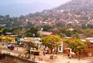 veiw DR Congo