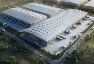 Africa Logistics Properties Park View 2