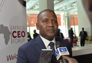 Dangote makes new appointments, Cherie Blair named non-executive director