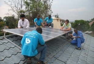 BBOXX Kenya solar power
