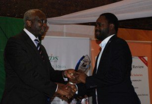 Computer Warehouse Group CWG award Beacon of ICT Nigeria