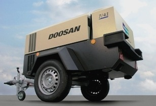 Doosan Portable Power and Montabert