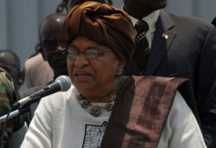 Ellen Johnson Sirleaf US Navy African Technical Review