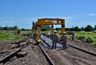 General Roca Railway construction 5