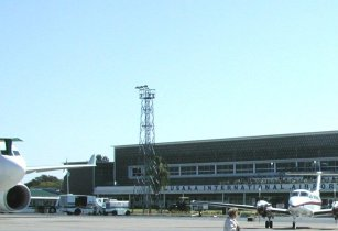Kenneth Kaunda International Airport Lusaka