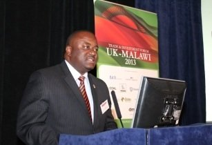 Malawi Investment Forum Mining minister