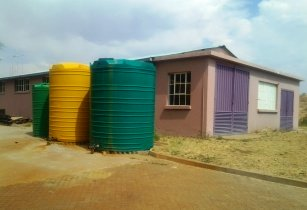 Namibia water reclamation