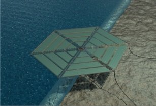 SUNdy innovative concept for floating PV platform