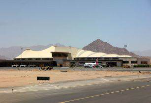 Sharm el Sheikh Airport JHenryW Justus Weiss Wikimedia Commons
