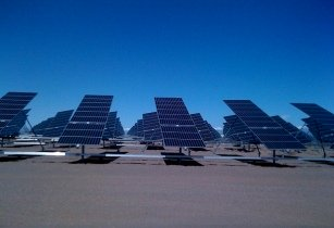 SunPower building 86MW South African solar plant