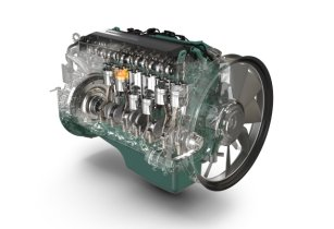 Volvo Penta displays new engines at Intermat 2015