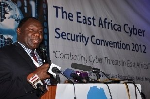 A scene from last year's East Africa Banking and IT Security event. (Image source: Cyber Security Africa)